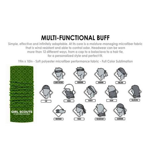 GSNETX Multi Use Headwrap/Buff