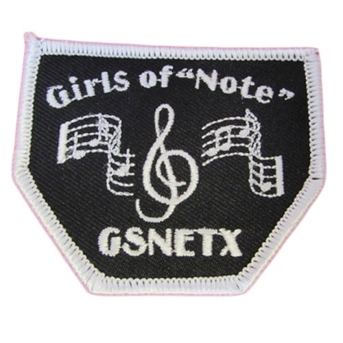GSNETX Girls of Note patch