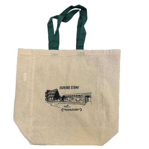 GSNETX STEM Center Tote Bag