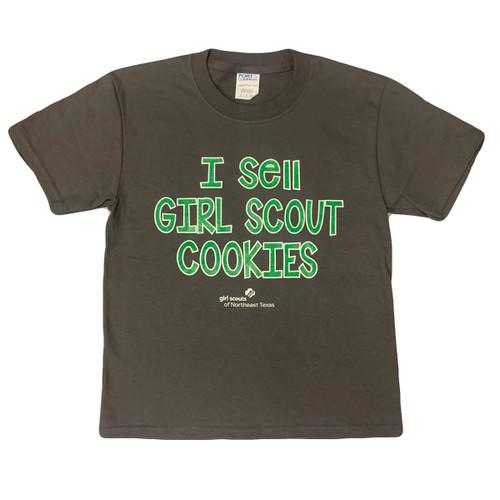 GSNETX I Sell Girl Scout Cookies Te