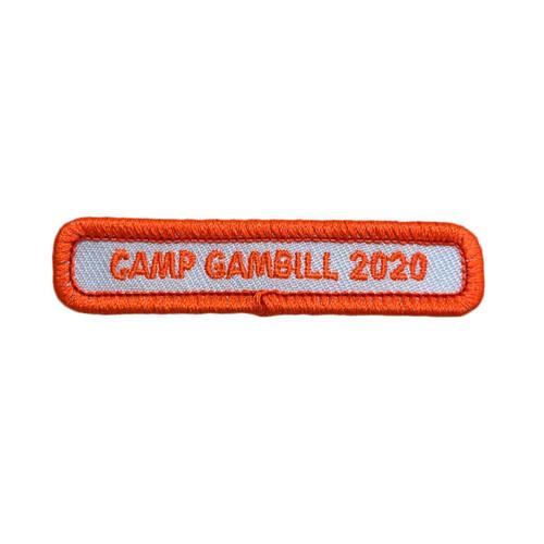 GSNETX 2020 Camp Gambill Segment Pa
