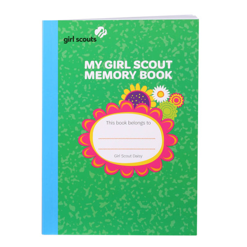 My Girl Scout Daisy Memory Book