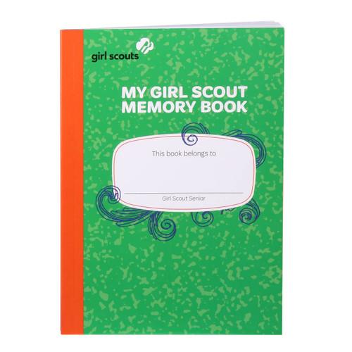 My Girl Scout Senior Memory Book