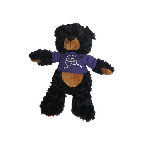 GSAK Stuffed Black Bear