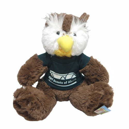 GSAK Stuffed Owl