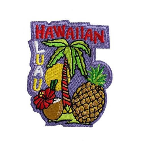GSSOAZ Hawaiian Luau fun patch