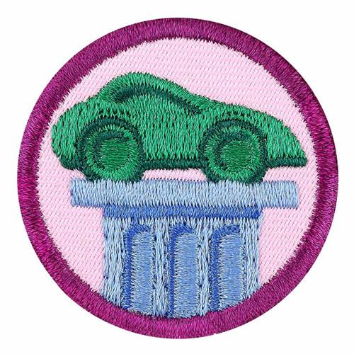 Junior Automotive Design Badge