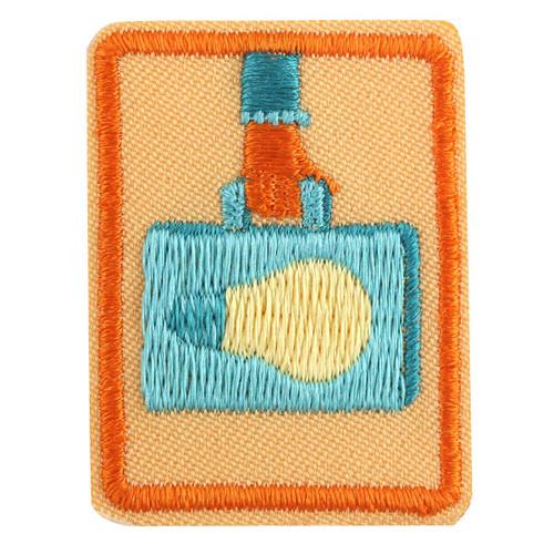 Senior Business Startup Badge