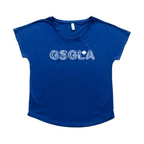 GSGLA Wordie T-shirt