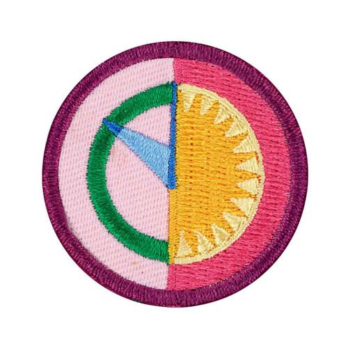 junior numbers in nature badge
