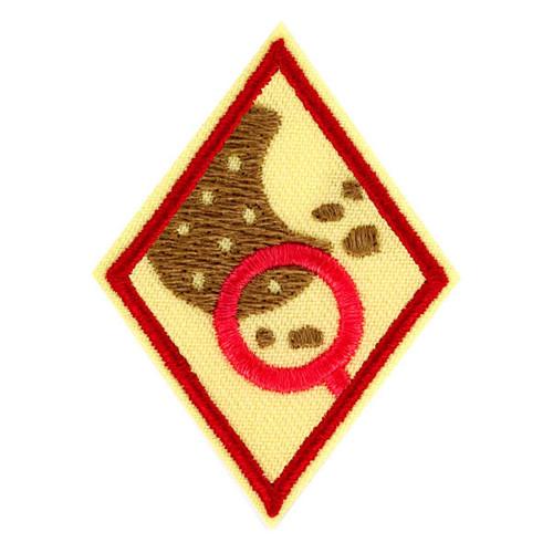 Cadette Cookie Researcher Badge