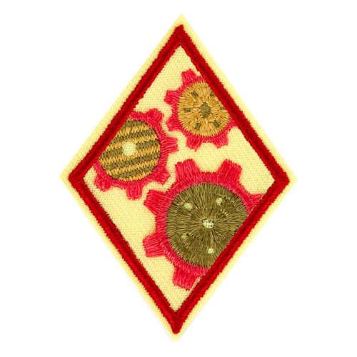 Cadette Cookie Innovator Badge