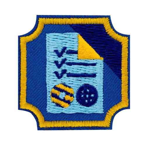 Ambassador Cookie Biz Resume Badge