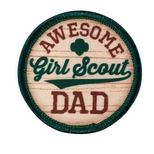 GSGLA Awesome Dad Fun Patch