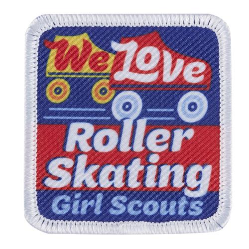 GSGLA We Love Roller Skating Fun Pa