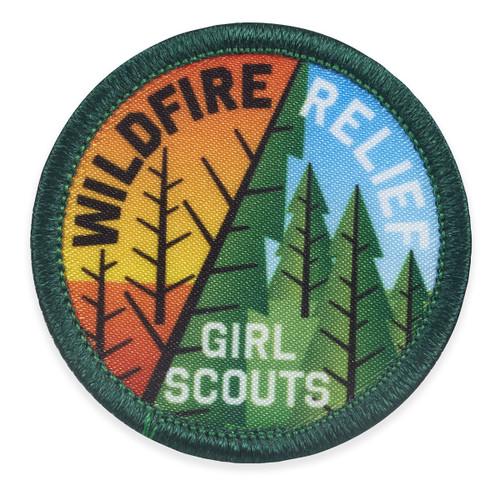 GSGLA Wild Fire Relief Fun Patch