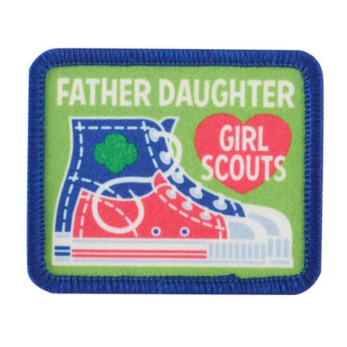 GSGLA Father Daughter Fun Patch