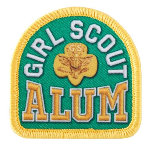 GSGLA Girl Scout Alum Fun Patch