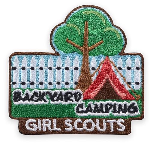GSGLA Backyard Camping Fun Patch