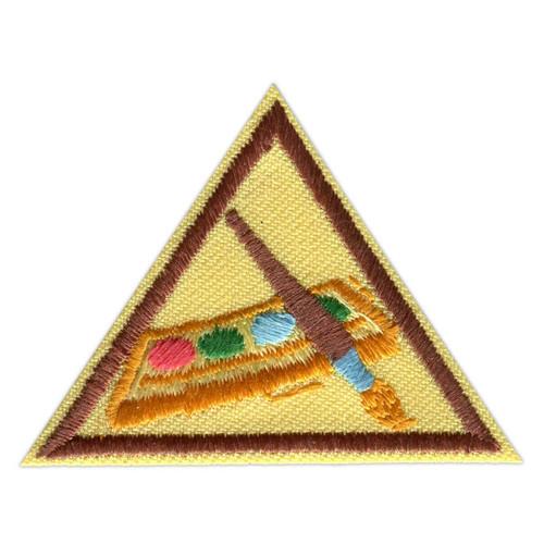 Brownie Painting Badge