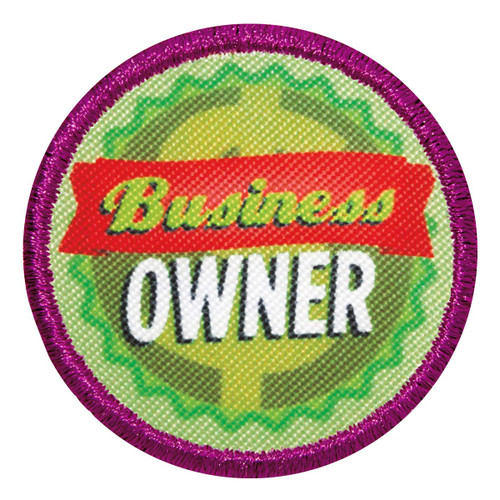 Junior Business Owner Badge