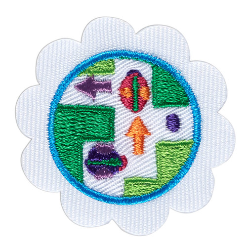 Daisy Coding Basics Badge