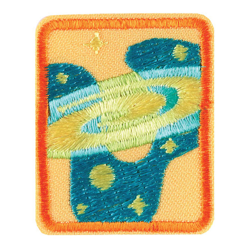 Senior Space Science Expert Badge