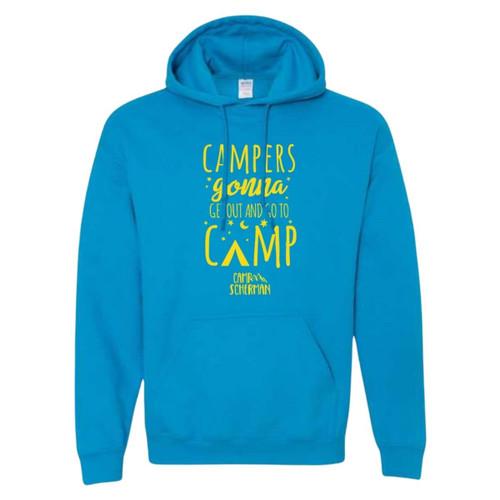 GSOC Campers Gonna Camp Hoodie