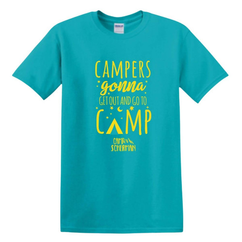 GSOC Campers Gonna Camp T-Shirt