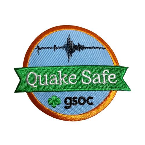 GSOC Quake Safe Program Patch