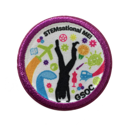GSOC Junior STEM Badge