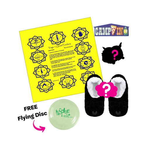 GSOC Yoga Adventure Camp Package