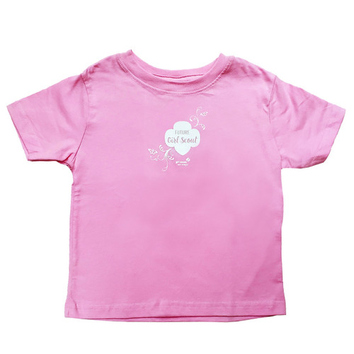 GSSD Future Girl Scout Toddler Tee