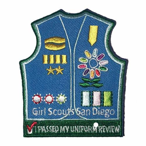 GSSD Uniform Review Daisy