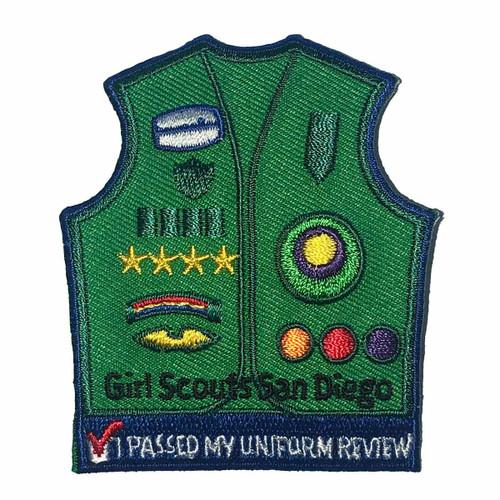 GSSD Uniform Review Junior