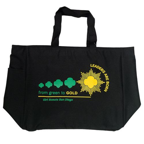GSSD Green To Gold Tote