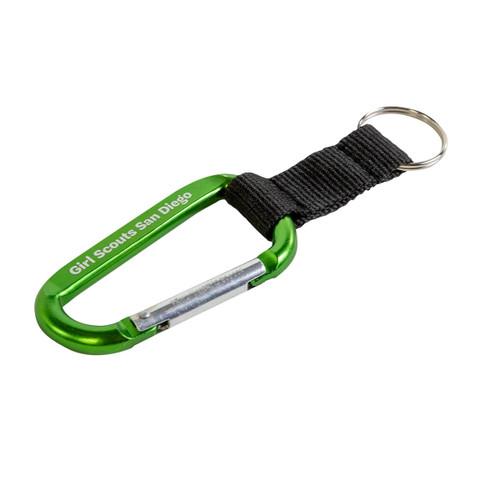 GSSD Carabiner Keychain