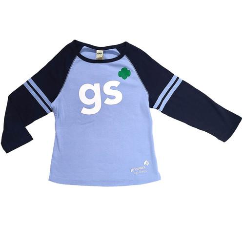 GSSD Raglan Blue
