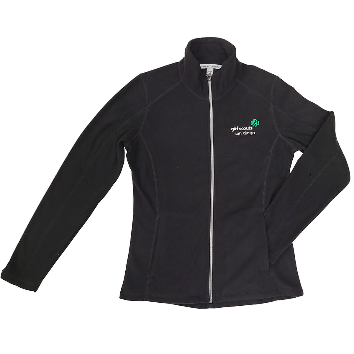 GSSD Fleece Jacket Black