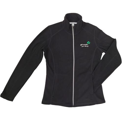 GSSD Fleece Jacket Black