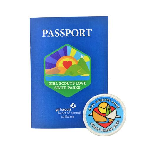 GSHCC GS Love State Parks Passport