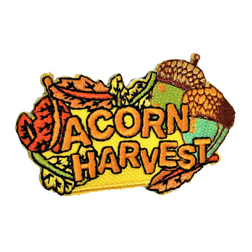 GSHCC Acorn Harvest Patch