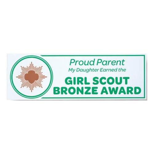 GSNorCal Proud Parent Bronze Award