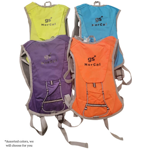 GSNorCal One Liter Hydration Pack