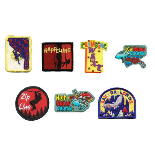 GSNorCal Iron on Fun Patches for th