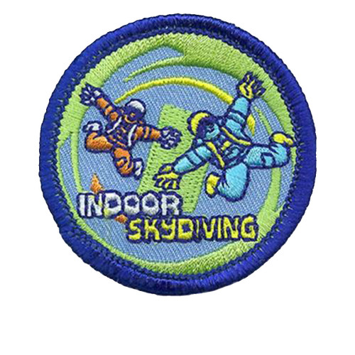GSNorCal Iron on Fun Patches - Adve