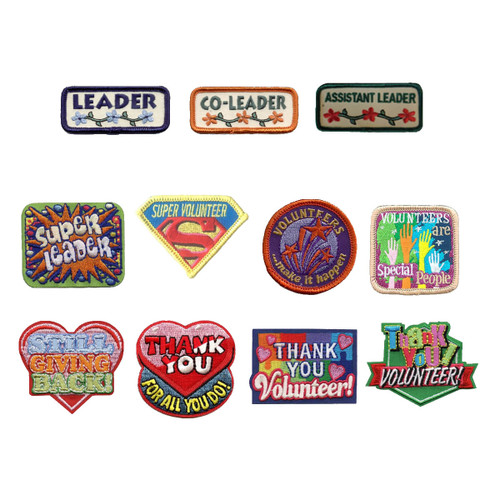 GSNorCal Iron on Fun Patches - Our