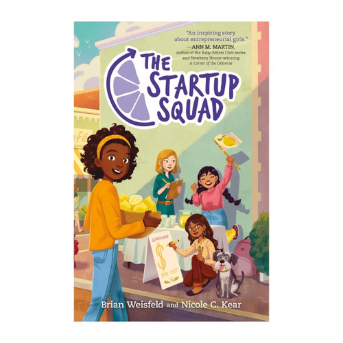 GSNorCal The Startup Squad: Book 1