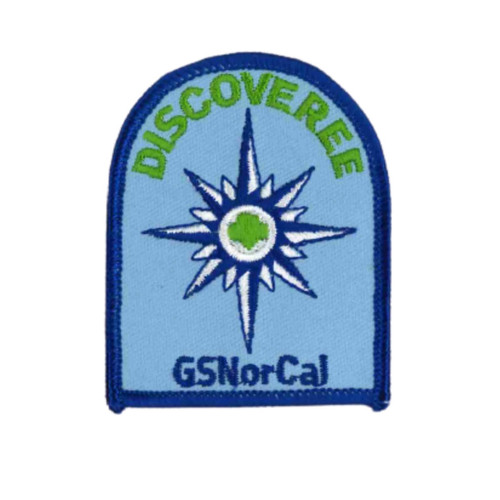 GSNorCal Discoveree Patch
