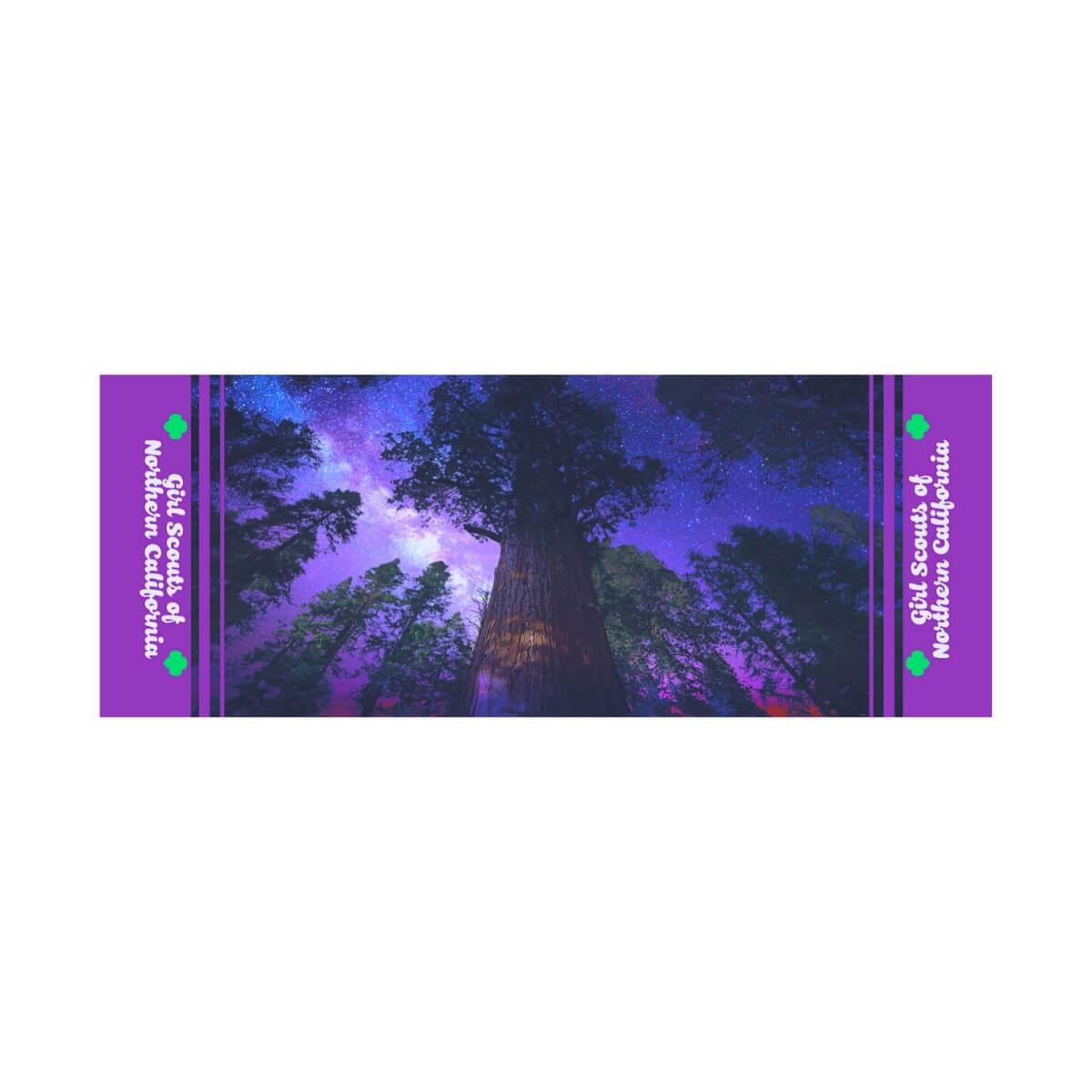 GSNorCal Sequoia Scarf Silky